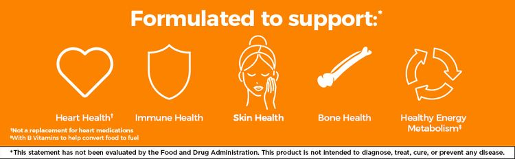 Bone; health; physical; energy; heart; longevity; immune; system; skin;