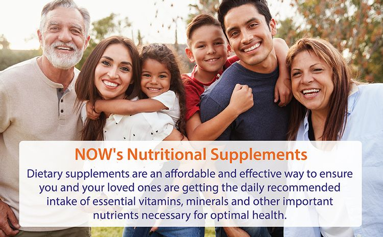 NOW Foods, Family, NOW, Supplements, Vitamins, Health, Wellness, natural, organic,