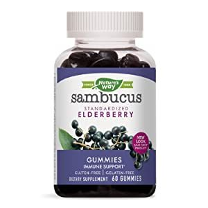10486-Sambucus Elderberry Gummies