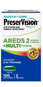 Preservision AREDS 2 + MULTI