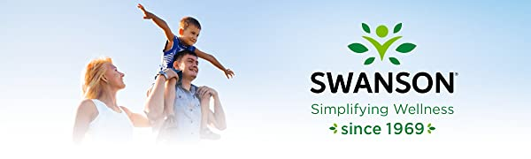 Swanson Health Vitamins and Supplements