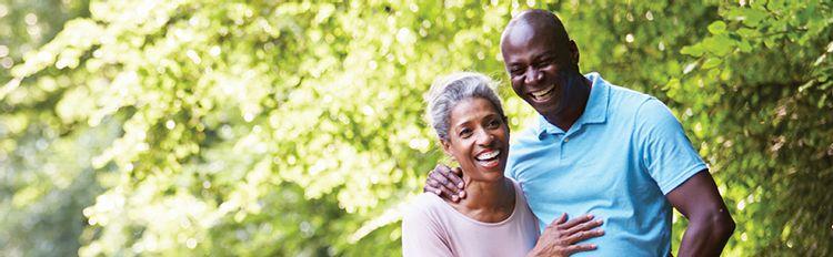 Swanson Health and Wellness Couple